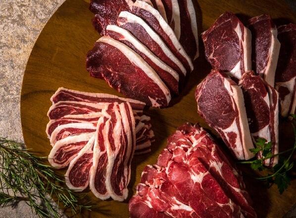 厳選エゾ鹿肉セット/季節限定セット